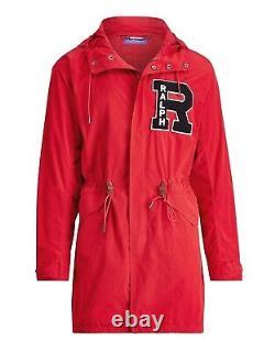 $1,995 Purple Label Cycling Tour De Ralph Lauren New York Parka Coat Jacket