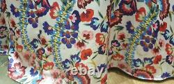 ALICE BY TEMPERLEY Multi Colour LOU LOU Floral Print Fit Flare A-Line Maxi Dress