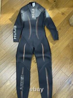 BNWT HUUB Aegis II thermal Woman's Medium Large Wet Suit