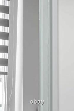 Extra Large Wall Mirror White Framed Modern Full Length 8Ft9 X 4Ft9 267x145cm