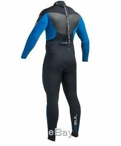 Gul 5mm Mens Response Wetsuit 5/3mm Full Steamer Winter Swim Surfing Dive