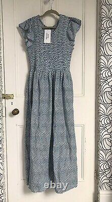 Kemi Telford Smocked Maxi Dress (Okay Okay Dress) Large