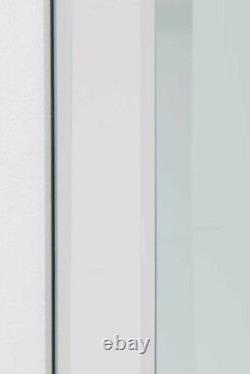 Large Modern Frameless Wall Full Length Mirror Rectangle 5Ft10 x 2Ft6 178 x 76cm