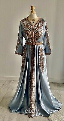 Moroccan Kaftan Dress size L