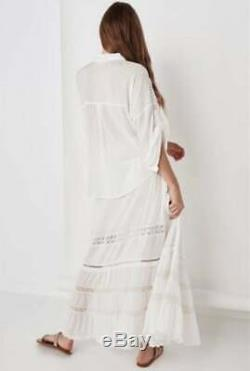 NWT SPELL & and the GYPSY COLLECTIVE HANGING ROCK Maxi Skirt-AU L