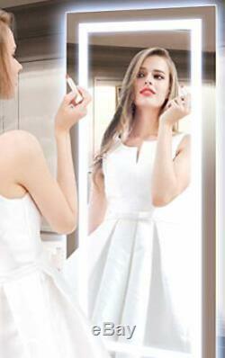 PHILWIN 55CMx120CM Large LED Full Length Backlit Mirror- Oversized