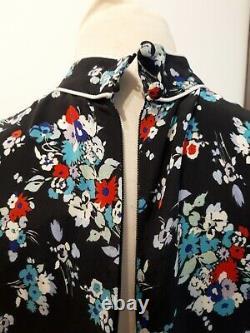 RIXO Gabrielle Floral Midi/maxi Dress. Size Large