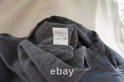 RUNDHOLZ black label linen & silk lagenlook dress size L