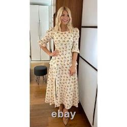 Rixo Quinn Garden Ditsy Dress Sizes XXS XS S M L XL