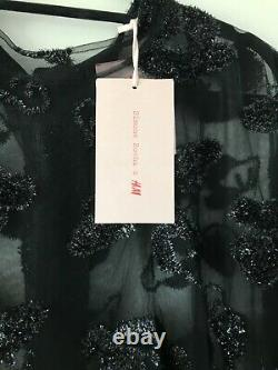 Simone Rocha x H&M Tinsel dress Size LARGE SOLD OUT BNWT