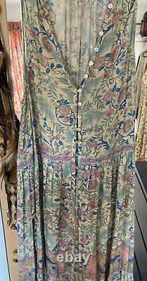 Spell And The Gypsy Oasis Maxi Gown Size L BNWOT