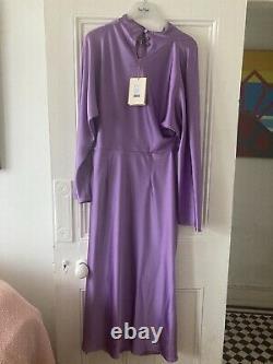Stine Goya Damai Maxi Dress Unworn Size L (Rrp £330)