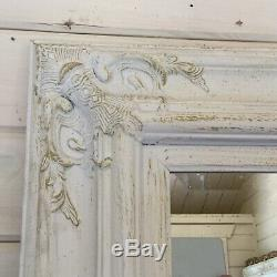 Very Large Vintage Style Full Length Wall Ornate Leaner Mirror Collection
