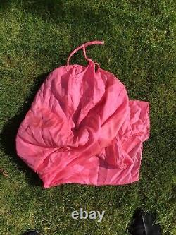 Vintage Silk Pink Caftan Maxi Dress, From Harrods