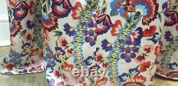 Alice By Temperley Multi Couleur Lou Lou Imprimé Floral Fit Flare A-line Maxi Robe