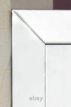 Grand Venetian Full Length Long Leaner Wall Mirror 5ft9 X 2f9 174cm X 85cm