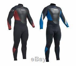 Gul Response Mens 5 Wetsuit / 3 MM Plein Vapeur D'hiver De Natation Surf De Plongée