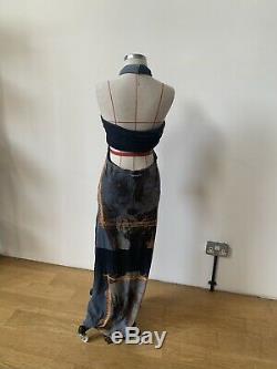 Jean Paul Gaultier Robe Vintage Vénus De Milo Imprimer