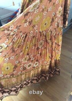 L'orthographe Et Le Tsigane Collective Buttercup Gown Sunrise Taille L 12