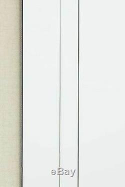 Montage Mural Cadrage Grand Tout Verre Miroir 5ft9 X 174cm X 85cm 2ft9