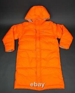 Original Nike Full Longueur Down Fill Buffer Jacket Taille Large Rare Vtg Og Ds