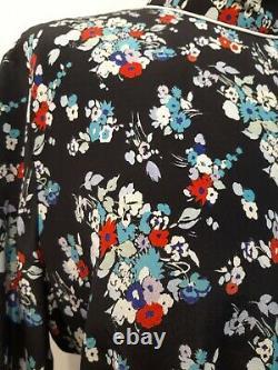 Robe Rixo Gabrielle Floral Midi/maxi. Grande Taille