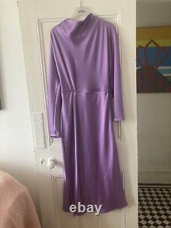Robe Stine Goya Damai Maxi Dénudée Taille L (rp £330)