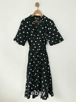 Robe Stine Goya Pour Femme Maxi Wrap L Uk14 Noir