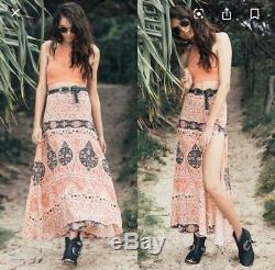 Sort Et La Jupe Fox Aloha Gypsy Taille Grand Designs Bnwt Sort