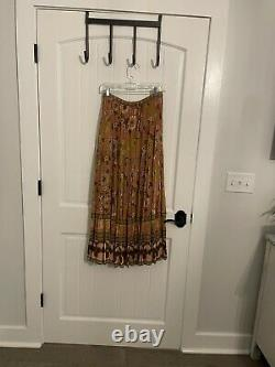 Spell And The Gypsy Buttercup Maxi Jupe L Nwot