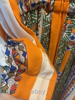 Tory Burch Maxi Robe D'impression Florale New Avec Tags Taille Us 10 / Uk 14